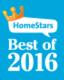 Best of Homestars Award 2016
