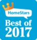 Best of Homestars Award 2017