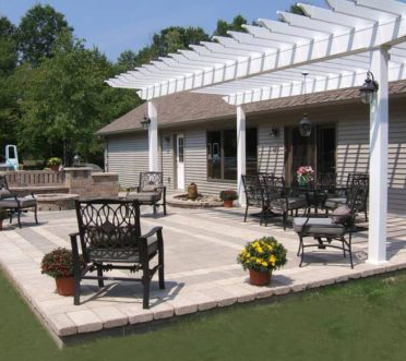 house patio