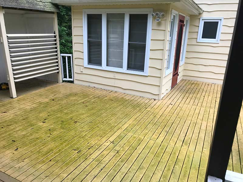 Precision Deck and Fence